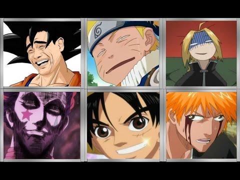 Batalla de Felices del Anime :D!