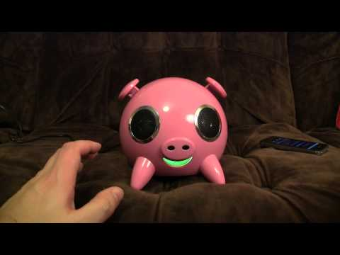 iPig, Gnome Radio, Plasma Ball and more tat | Ashens