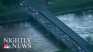 Nearly 200,000 Forced From Homes Due To California Reservoir Flooding Emergency | NBC Nightly News