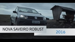 Volkswagen Nova Saveiro