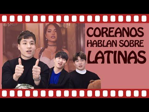 [Coreanas Latinas] Qué piensan los coreanos sobre las latinas y el K-pop