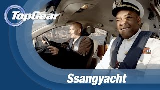 Chris reviews Ssangyacht - Top Gear 2017: Teaser - BBC Two