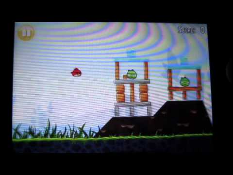 App Review 21 Angry Birds Lite