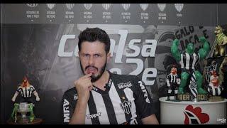 Nos contentamos com arroz e feijão   Cruzeiro x Atlético (Copa do Brasil 2019)