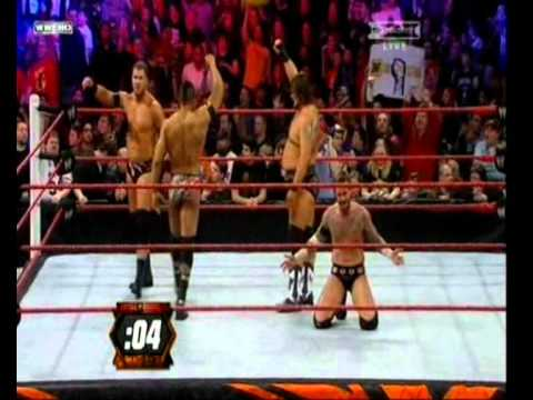 WWE Royal Rumble 2011 HighlightsBEST