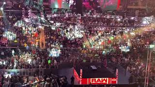Wwe raw msg stone cold steve Austin entrance