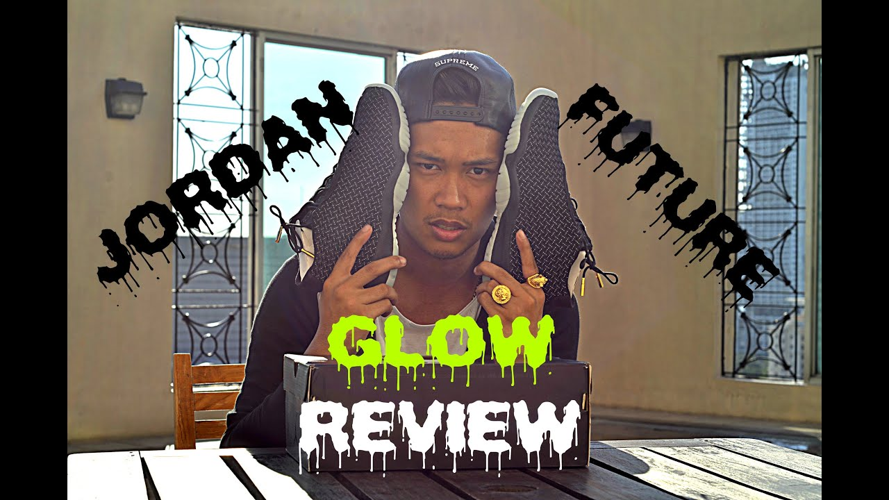 Jordan Future Glow Review on