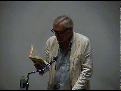 "Mark Strand reads ""Man and Camel"""