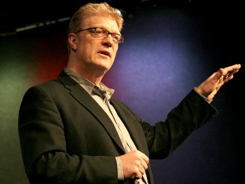 Sir Ken Robinson: Do schools kill creativity? Video