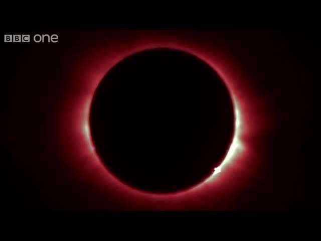 Solar eclipse: 2015 - Stargazing Live - BBC One
