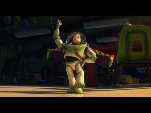 Toy Story 3 - Buzz Lightyear's memory resets Video