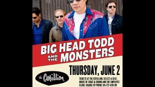 Watch Big Head Todd  The Monsters Boom Boom video