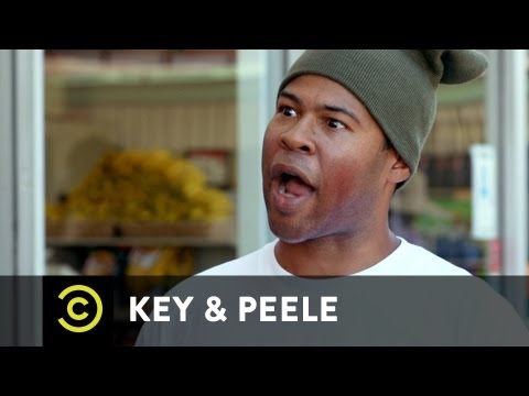 Key & Peele: Fronthand Backhand