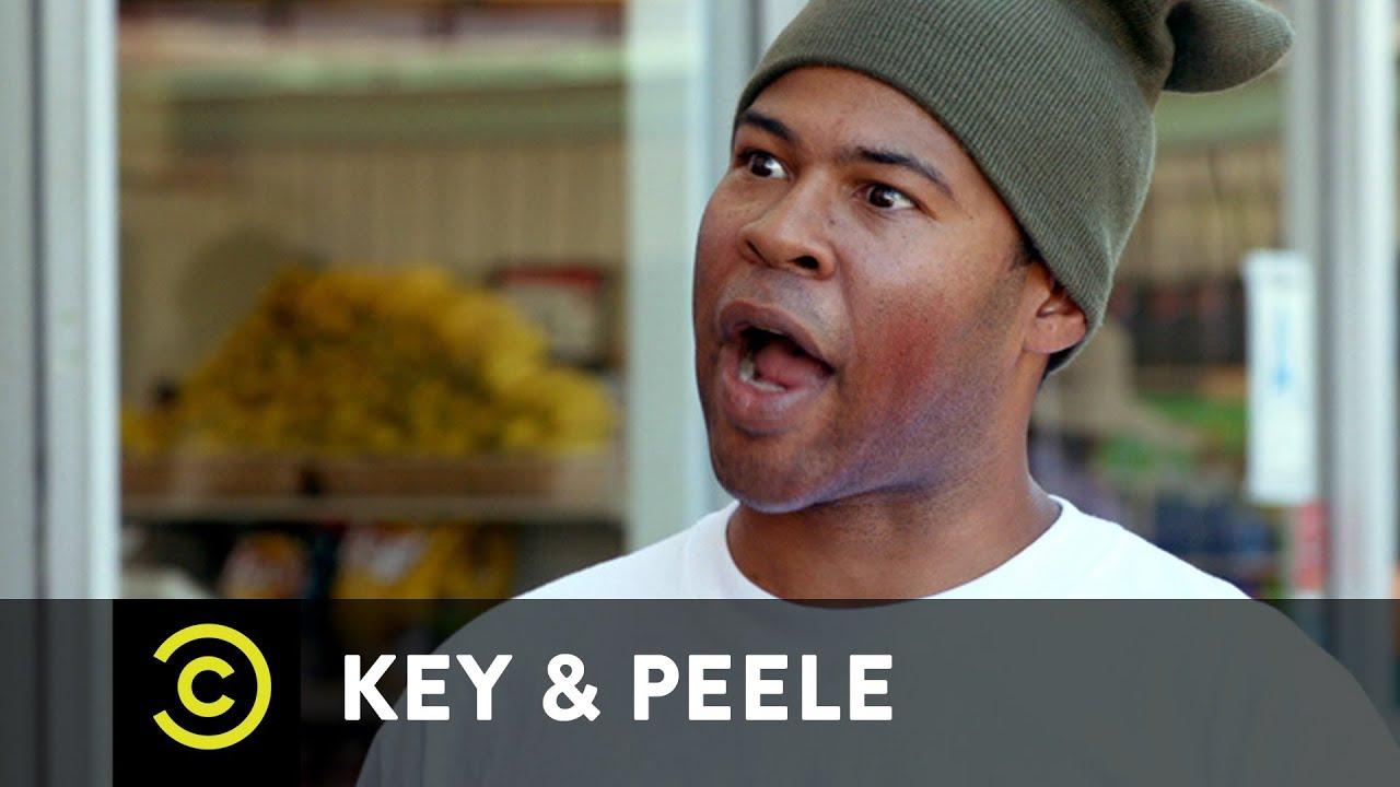 Little bit of Key and Peele - Magazine cover