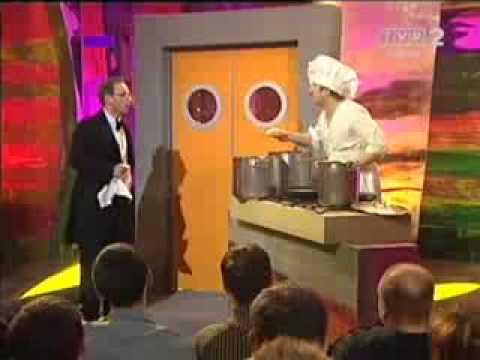 Kabaret Moralnego Niepokoju - Gastronomia