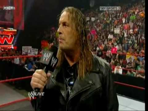 Wwe - Return The Hitman Bret Hart