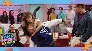 The Time Zack Morris Dumped A Woman For Saving His Life