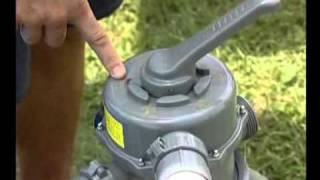Bestway Sand Filter Set-up Video