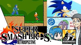 Super Smash Bros Retrospective - Let's Look at Newgrounds Flash Games
