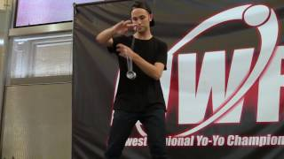 Patrick Canny - 1A Final - 2nd Place - MWR 2017 - Presented by Yoyo Contest Central