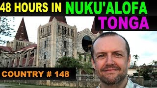 A Tourist's Guide to Nuku'alofa, Tonga