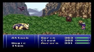 Final Fantasy VI - Return of the Dark Sorcerer (hack)