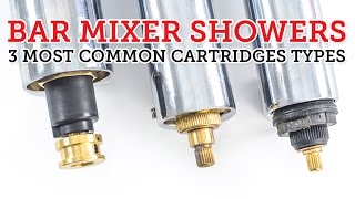 (4.68 MB) Bar Mixer Showers: 3 most common cartridge types & how to replace them. Mp3