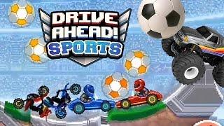 一部電話雙打 Eli vs 阿俊 Drive Ahead Sports (免費手機遊戲)