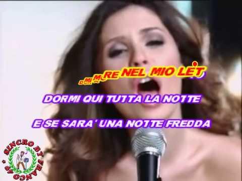 Ninna nanna ninnao' - Mariangela - by Franco49 (Karaoke)