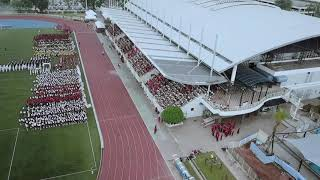 Hin hua high school 17 sports day