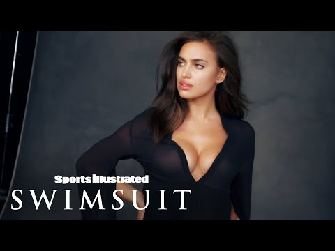 Irina Shayk Legends - Sports Illustrated Swimsuit 2014