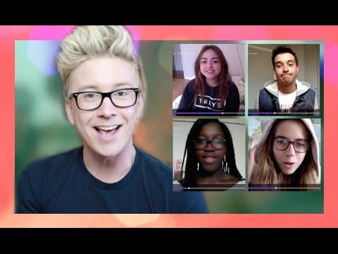 The Skype Interrogation | Tyler Oakley