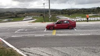 Alfa Romeo 33 1.7 16v Quadrifoglio Verde da pista!