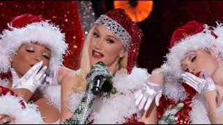 Gwen Stefani 39 S You Make It Feel Like Christmas Christmas Special Hd