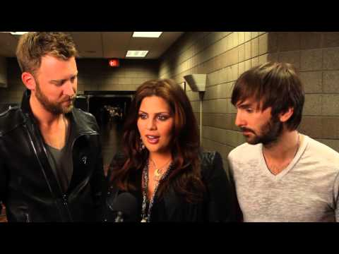 ACM Lifting Lives My Cause: Lady Antebellum - LadyAID