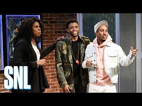 A Kanye Place - SNL