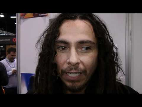 Munky (Korn) Interview, NAMM 2012