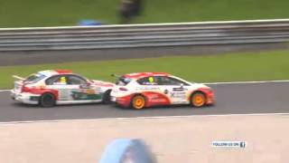 WTCC 2013 Austria Salzburgring Clip Round 10