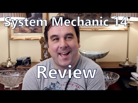 System Mechanic 14 PC / Laptop Speed & Tune-Up Software Review