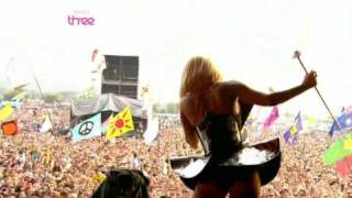 Клип Lady Gaga - LoveGame (live)