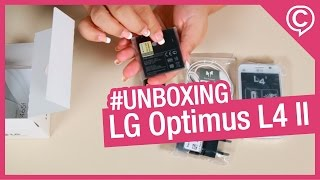 LG Optimus L4 II [Unboxing] - Cissa Magazine