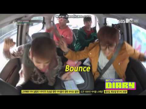 빅스(vixx) Singing Jj Project 'bounce' Cut By 카푸치노 video
