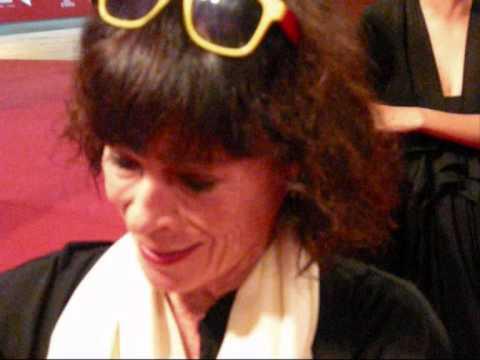 Geraldine Chaplin at Rome Film Festival 2014