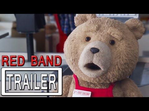 Ted 2 Red Band Trailer Official
