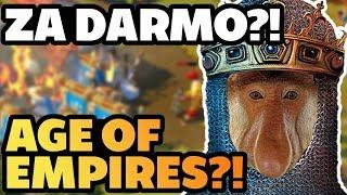 DARMOWE GRY STRATEGICZNE - Age of Empires Online