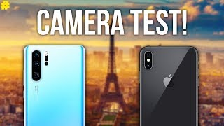Huawei P30 Pro vs Apple iPhone XS Max: Ultimate Camera Comparison!