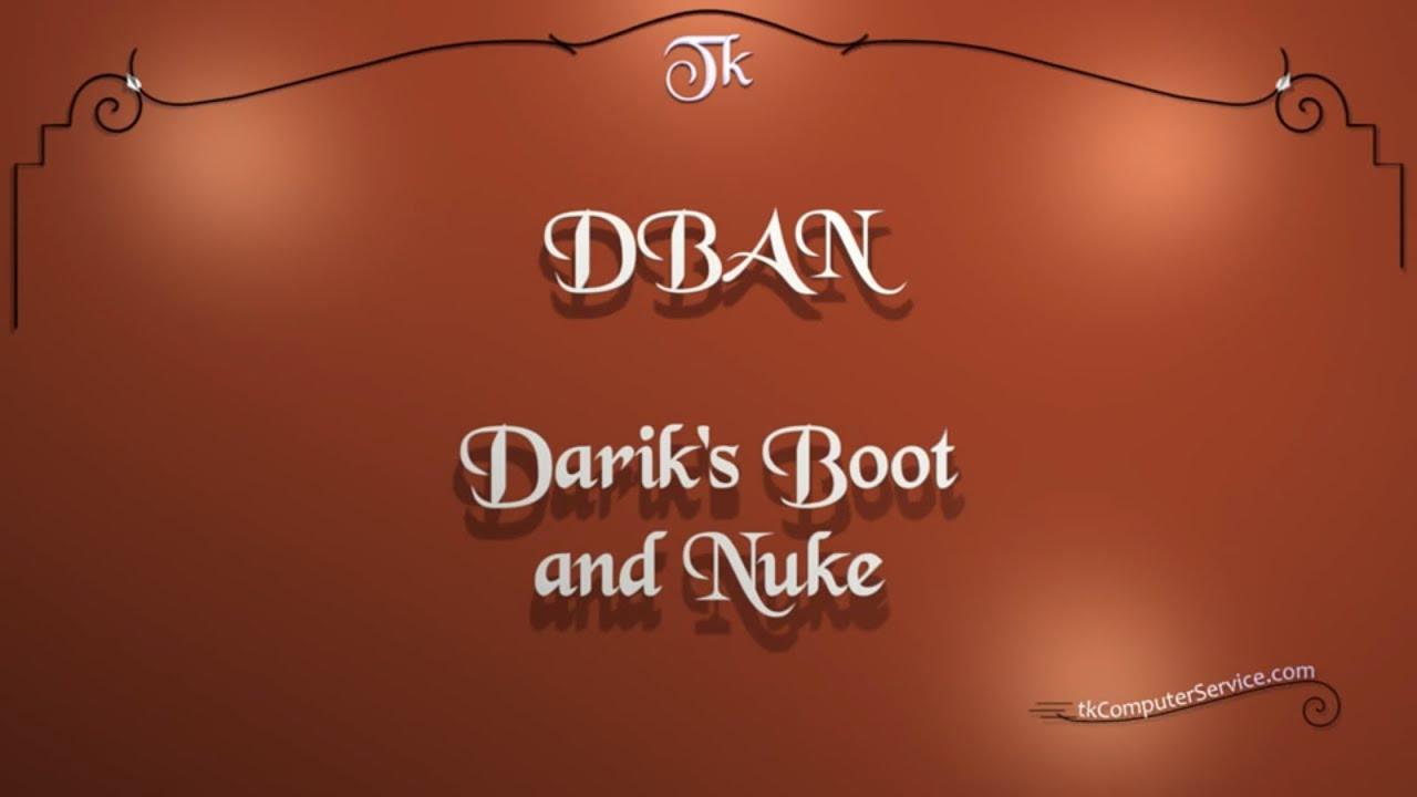 Dban darik boot and nuke 2.2 6 iso download