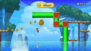 2EME DEFIS CONTRE LA MONTRE ## New Super Mario Bros U DELUXE #17