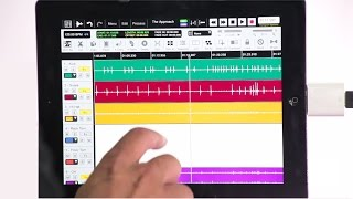 X AIR How To: Recording from the XR18 directly to your iPad using Auria