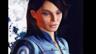 Ashley Williams' transformation - mass effect 3-